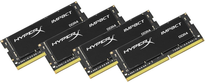 HyperX Impact 8GB DDR4 2400 CL14 SO-DIMM