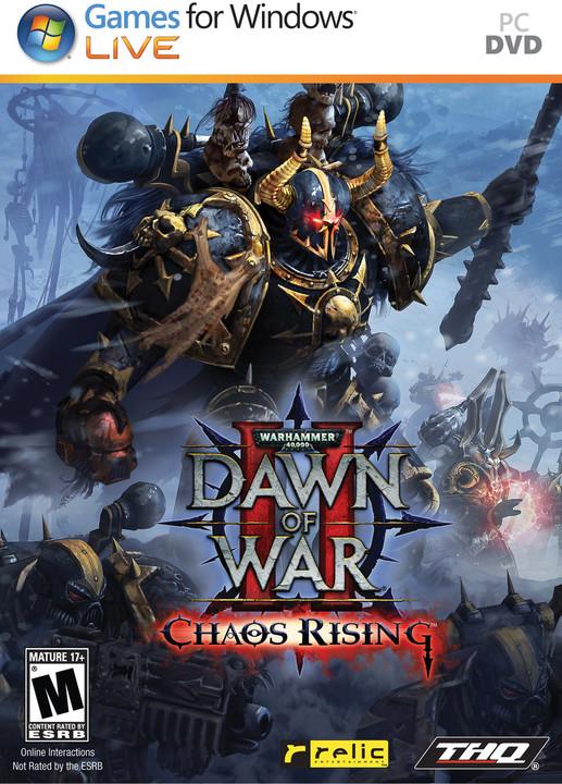 Warhammer 40.000: Dawn of War II - Chaos Rising