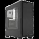 SilentiumPC Regnum RG1W Pure Black, okno, černá  + Voucher až na 3 měsíce HBO GO jako dárek (max 1 ks na objednávku)