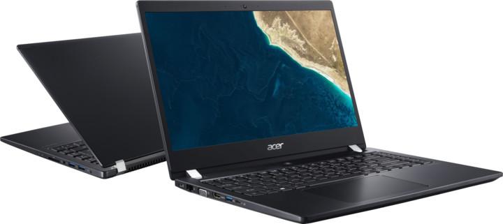 Acer TravelMate X3 (TMX3410-M-87AK), černá