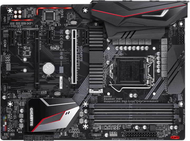 GIGABYTE Z390 GAMING X - Intel Z390