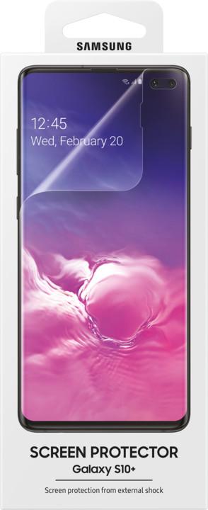 Samsung fólie na displej pro Samsung G975 Galaxy S10+, čirá