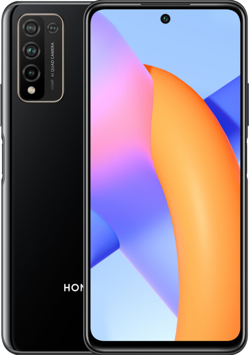 Honor 10X Lite, 4GB/128GB, Midnight Black