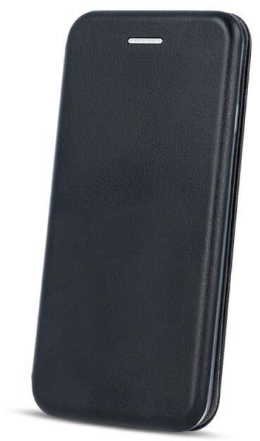 Forever flipové pouzdro Smart Diva pro Xiomi Redmi Note 9S/9 Pro, černá