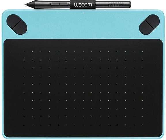 Wacom Intuos Draw Pen S, modrá