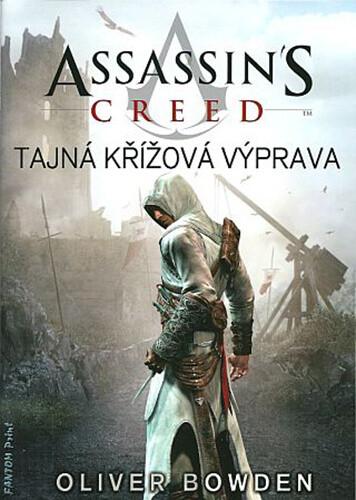 Kniha Assassin's Creed 3: Tajná křížová výprava