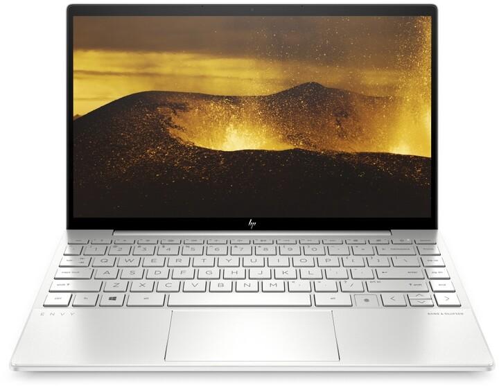 HP ENVY 13-ba0002nc, stříbrná + ON Site záruka