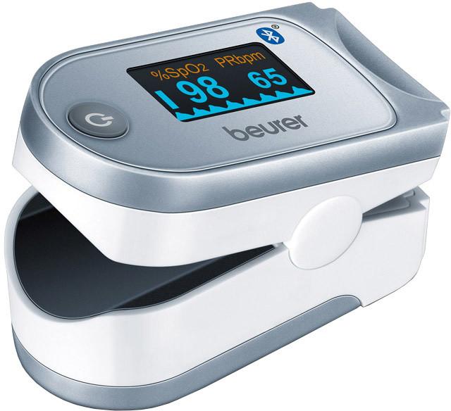 Beurer oxymetr s pulsoměrem