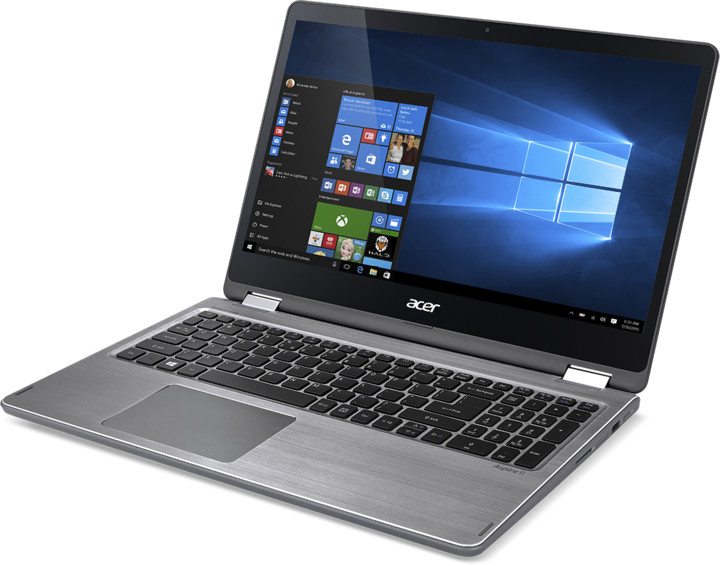 Acer Aspire R15 (R5-571TG-74L7), šedá
