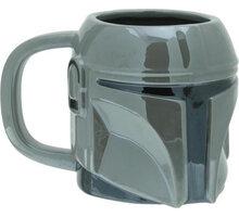 Hrnek Star Wars: The Mandalorian - Mandalorian 3D - 5055964757403