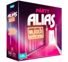 Desková hra Albi Párty Alias Mládeži nepřístupno (CZ) - 68900