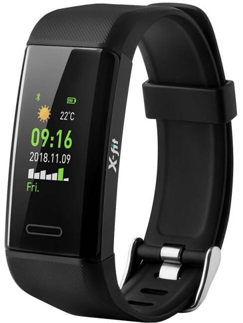 Niceboy X-fit GPS chytrý náramek