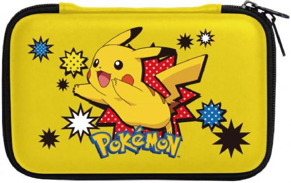 Hori New 3DS XL Hard Pouch, Pikachu
