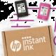 HP Instant Ink usnadní lidem život. Už nikdy nezůstanete bez kazet