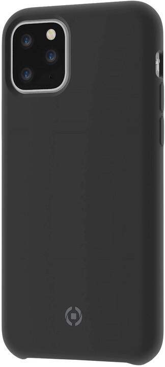 CELLY pouzdro LEAF pro iPhone 11 Pro, černá