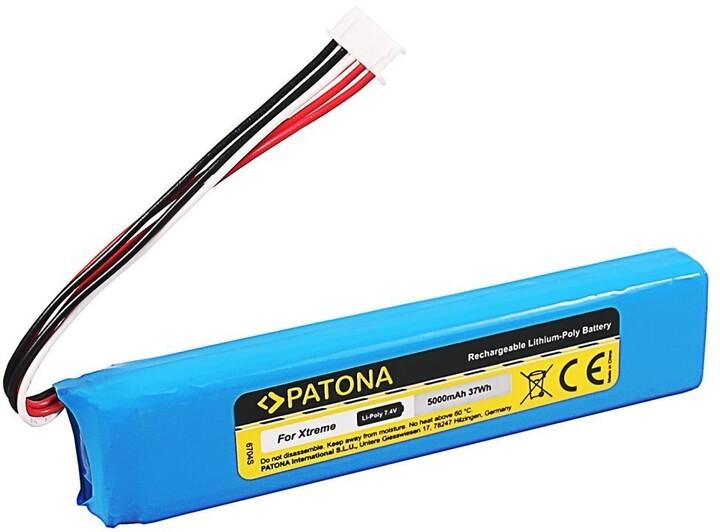 Patona baterie pro reproduktor JBL Xtreme, 5000mAh, 7.4V Li-Pol