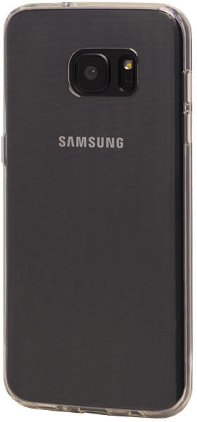 EPICO plastový kryt pro Samsung Galaxy S7 EDGE, RONNY GLOSS - bílý transparentní