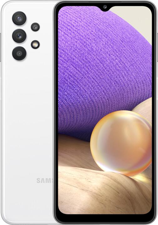 Samsung Galaxy A32 5G, 4GB/128GB, Awesome White