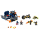 LEGO Marvel Super Heroes 76143 Avengers: Boj o náklaďák