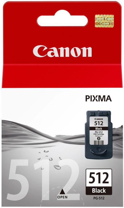 Canon PG-512, černá