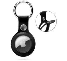 Epico klíčenka na Apple AirTag, kožená, černá - 9910131300001