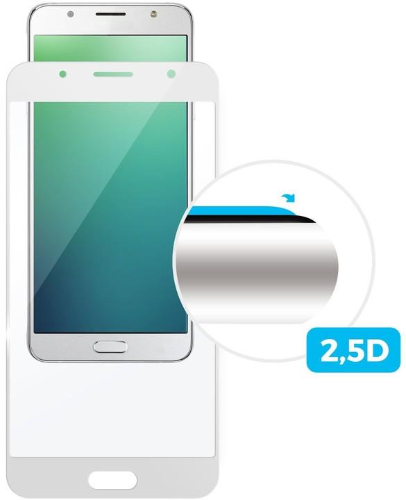 FIXED Ochranné tvrzené sklo Full-Cover pro Xiaomi Redmi 5 Plus Global, bílé