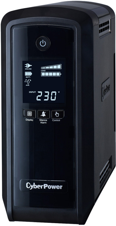 CyberPower PFC SineWave GP 900VA/540W LCD