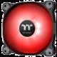 Thermaltake Pure A14 LED, 140mm, červená O2 TV Sport Pack na 3 měsíce (max. 1x na objednávku)