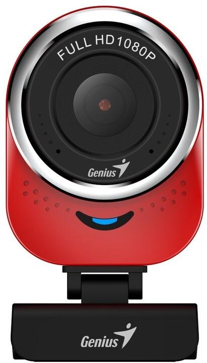 Genius QCam 6000, červená