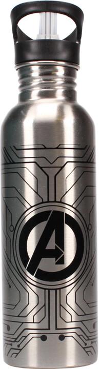 Láhev na pití Avengers - Iron Man
