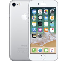 Apple iPhone 7, 128GB, stříbrná MN932CN/A