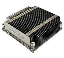 SuperMicro SNK-P0047P Pasivní 1U heatsink pro 1P/2P LGA2011 čtvercový ILM