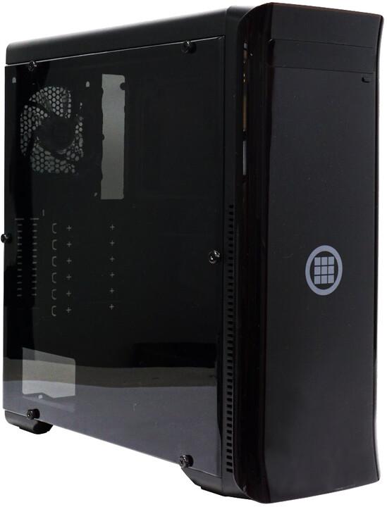 MICRONICS FRONTIER H350, černá