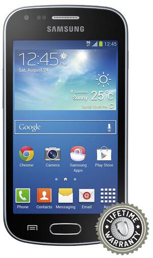 Screenshield ochrana displeje Tempered Glass pro Samsung Galaxy Trend Plus (S7580)