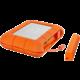 LaCie Rugged Boss - 1 TB, oranžová