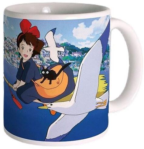 Hrnek Studio Ghibli - Kiki