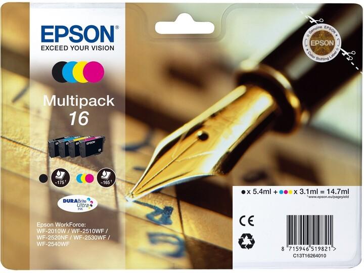 Epson C13T16264010 (CMYK)