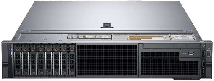Dell PowerEdge R740 /S4114/8GB/1x300GB SAS/750W/Bez OS/