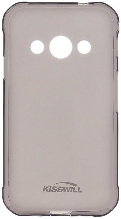 Kisswill TPU pouzdro pro Huawei P9 Lite Mini, černá