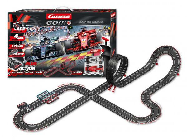 Autodráha Carrera GO+ - Keep on Racing (66010)