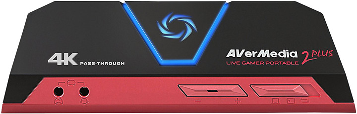 AVerMedia Live Gamer Portable 2 Plus capture box/ GC513