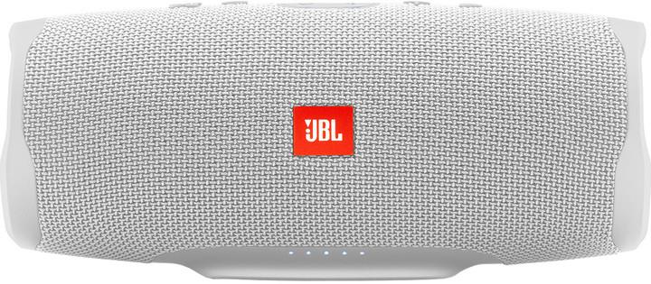 JBL Charge 4, bílá
