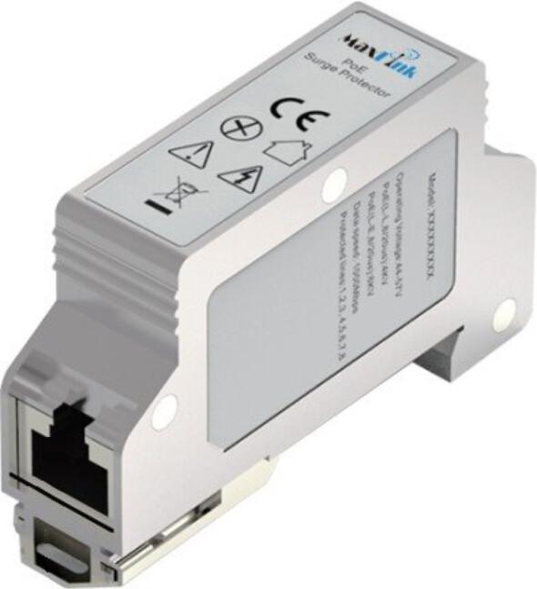 MaxLink MAXPIDIN-S - 802.3af/at/bt, 60V/1A, 110W, 1Gbit