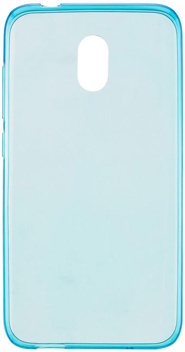 ALCATEL U5 3G Gelskin Cover, modrá