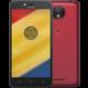 Motorola Moto C Plus - 16GB, Dual Sim, červená  + Voucher až na 3 měsíce HBO GO jako dárek (max 1 ks na objednávku)