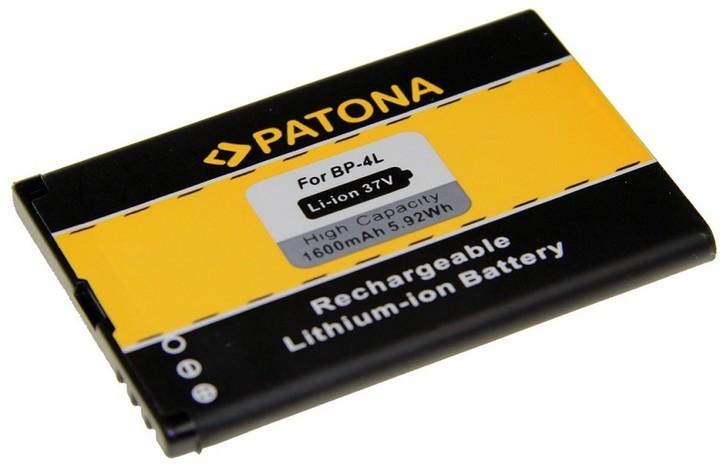 Patona baterie pro Nokia BP-4L 1600mAh 3,7V Li-Ion