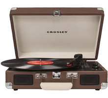 Crosley Cruiser Deluxe, tweed