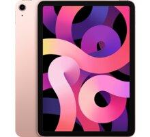 """Apple iPad Air 2020 (4. gen.), 10,9"""", 64GB, Wi-Fi, Rose Gold Connex cestovní poukaz v hodnotě 2 500 Kč + Elektronické předplatné Blesku, Computeru, Reflexu a Sportu na půl roku v hodnotě 4306 Kč + Kuki TV na 2 měsíce zdarma"""