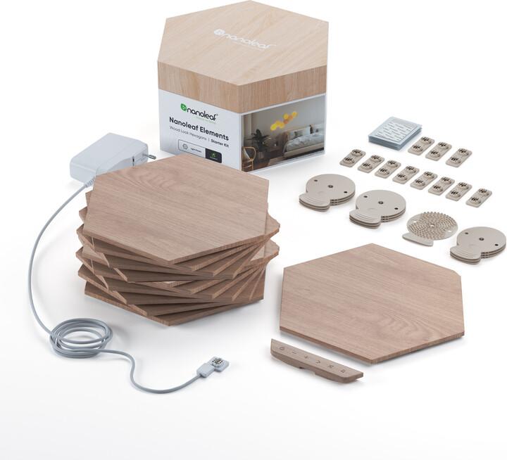 Nanoleaf Elements Hexagons Starter Kit 13 Pack