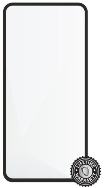 Screenshield temperované sklo pro Samsung Galaxy A52, Full Cover, černá